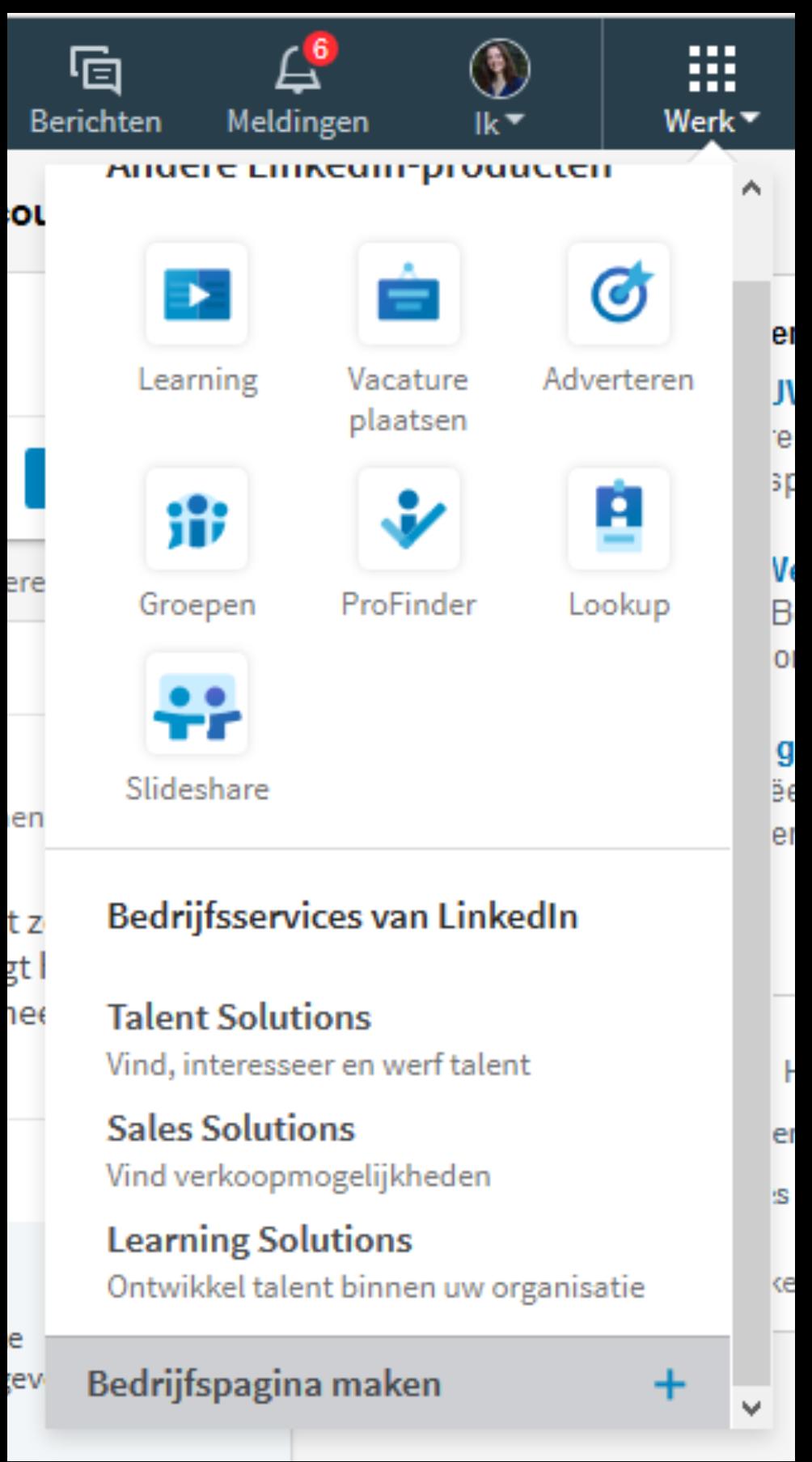 Hoe maak ik een LinkedIn bedrijfspagina aan